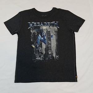 Megadeth Trunk Ltd T-shirt